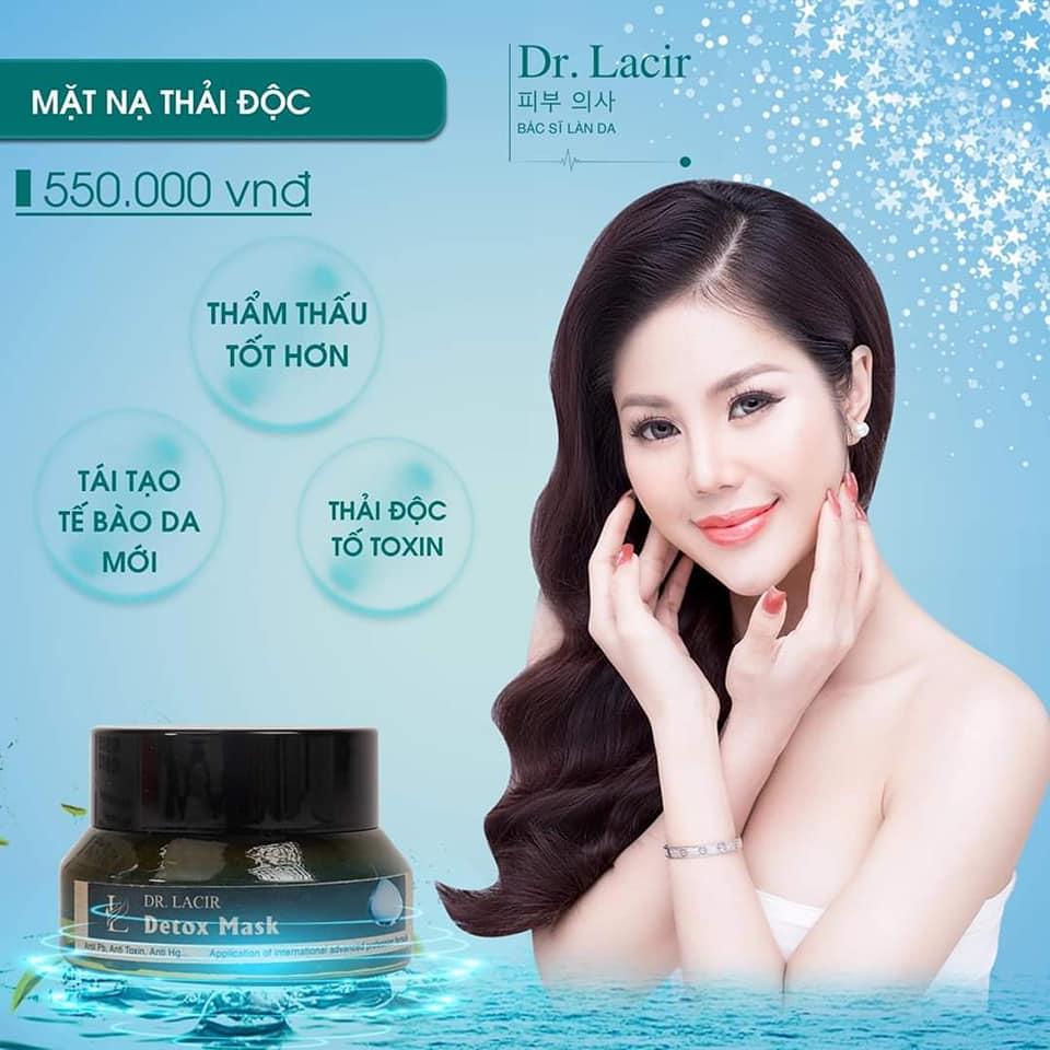 Mặt nạ thải độc Lamer Dr Lacir - Detox Mask