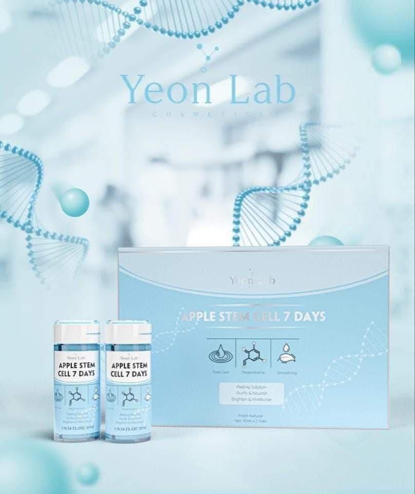 Tái tạo da Tế bào gốc Táo Dr Lacir